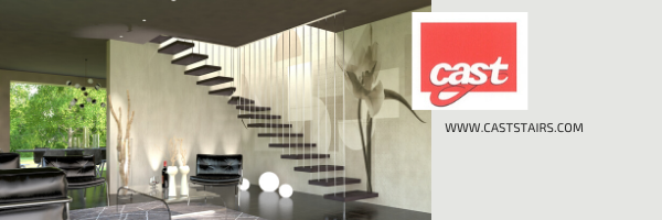 Swing Vertikal | Open staircase