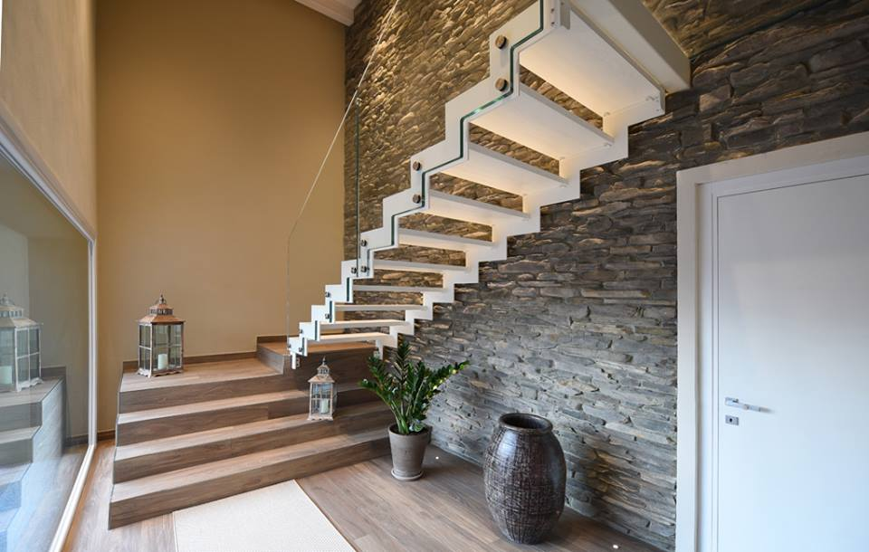 Link Infinity | Staircase for interiors